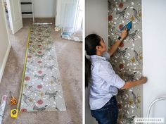 How to install peel and stick wallpaper wallpaper Linen Closet Organization - How to organize your linen closet kids Woodworking Ideas For Girlfriend, Awesome Woodworking Ideas, Best Woodworking Tools, Woodworking Organization, Woodworking School, Woodworking Logo, Woodworking Workshop, Woodworking Techniques, Woodworking Projects Diy