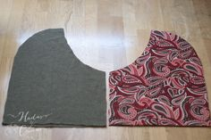 Diy, hazte un cuello con capucha. Techniques Couture, Diy Hat, Hand Stitching, Diy Clothes, Crochet Projects, Tank Man, Textiles, Tank Tops, Sewing