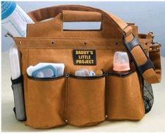 The daddy diaper bag! Cute Father's Day gift for the soon to be or new dad! http://www.amazon.com/gp/aw/d/B003750J1U/ref=redir_mdp_mobile?creativeASIN=B003750J1U=xm2=true=wwwthebabynco-20