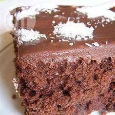 Easy Moist Chocolate Cake