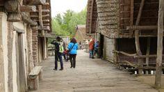 Pfahlbauten Musueum bei Überlingen am Bodensee.  Sie sind UNESCO Weltkulturerbe   http://www.pfahlbauten.de/   #Vimeo #bodensee #germany #movie #reise #reisen #Museum #travel #unteruhldingen #urlaub #vid #video #videos