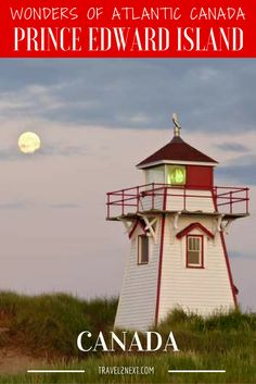 """Prince Edward Island in Canada or """"PEI"""" is called """"The Gentle Island"""" for good reason. It has sandy beaches, pastoral landscapes featuring red earth embraced by emerald-green fields and woods."""