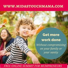 Please share this to #mompreneurs you know know who's struggling to generate income in their business. We guarantee that they'll thank you for this this!  The summit has started today that but if you sign up, you will get access to replays.   http://bit.ly/1mYtyXR