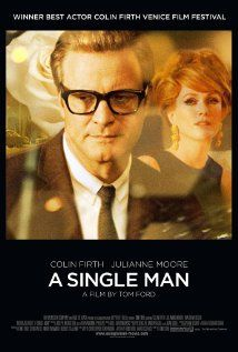 A Single Man -- once again, Colin Firth is amazing.