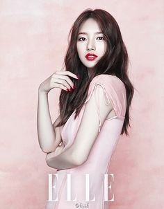 Suzy Bae Poses For Elle China September 2016 Issue Celebrity Pictures, Celebrity Style, Miss A Suzy, Jenifer Lawrence, The Face Shop, Bae Suzy, Elle Magazine, Korean Actresses, Korean Celebrities