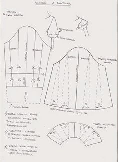 I Quaderni di Studio Manie: CARTAMODELLI-PATTERN