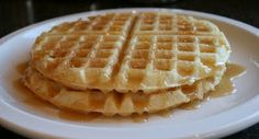 The Best Waffles Ever!
