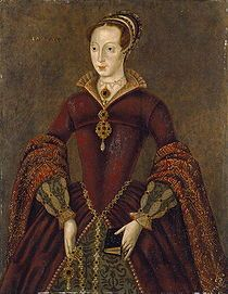 12 February 1554- Execution of Lady Jane Grey,the nine days queen.Mary Tudor was her grandmother.Jane was only 16 years old