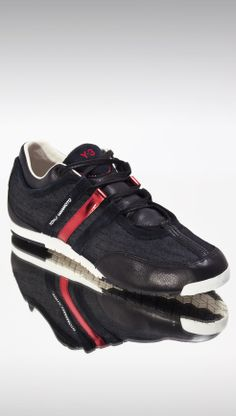 the best attitude be187 b0474 Y-3 Boxing Trainers - Black denim £195 Boxing Trainers, Black Denim,
