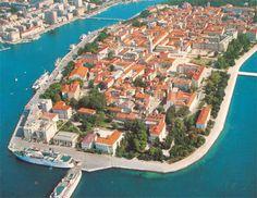 Zadar, Northern Dalmatia, Croatia