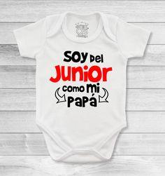 Bodys o mamelucos para bebé con lindos diseños de fútbol para ser de tu hijo un gran deportista