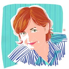 """""""Professional Illustration"""" von Alexandra Suliko Matyas-Faye– dasauge® Werkschau"""