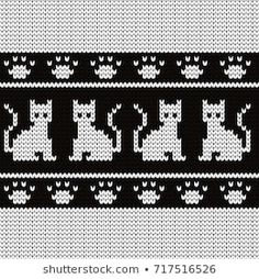 Portfólio de Gala titmouse no Shutterstock Baby Knitting Patterns, Baby Cardigan Knitting Pattern, Knitting Stiches, Knitting Charts, Loom Knitting, Tiny Cross Stitch, Cross Stitch Borders, Cross Stitch Embroidery, Cross Stitch Patterns