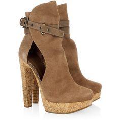 Herve Leger heels.....I am IN love!