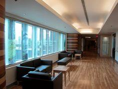 Does Your Hospital Lobby Design Reflect the Healthcare Facility? Luxury Vinyl Flooring, Luxury Vinyl Tile, Luxury Vinyl Plank, Lobby Design, Healthcare Design, Princess Margaret, Custom Vinyl, Floor Design, Design Trends