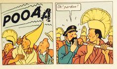Hergé, Tintin au Tibet