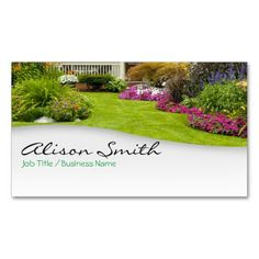 150 best landscaping business cards images on pinterest business landscaping business card flashek Gallery