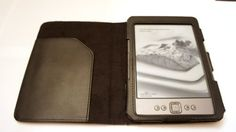 """LOONGWAY Synthetic Leather Cover Case for Kindle 4(2012 6"""" E-ink NON-touch WIFI without keyboard version) BLACK by LOONGWAY. $6.99. Save 72% Off!"""