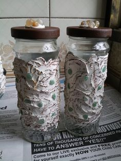 Recycled and Upcycled Craft Projects