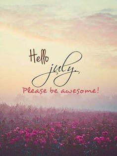 JULY 31th ! my birthday :)