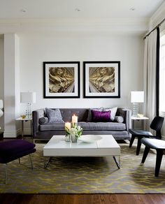 jane lockhart interior design - It's just so dramatic! Living ooms Family ooms Jane Lockhart ...