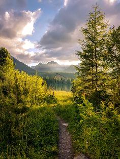 Another sunrise in the High Tatras Slovakia. [OC] [2989 x 3985] - http://ift.tt/2v71IGE