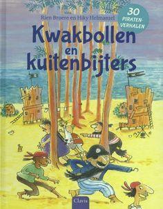 Voorleesboek - 'Kwakbollen en kuitenbijters'