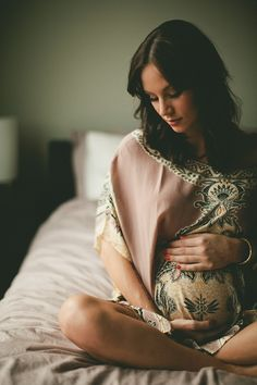 Beautiful Pregnancy Photo!