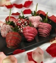 15 Decadent Chocolate Covered Passions for Your Valentine's Day