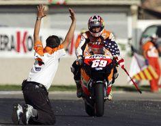 Nicky Hayden Photo - MotoGP of Valencia