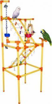 Parrot Playstands: Bird Playstands, Bird Play Pens, and Bird Play Gyms Bird Aviary, Bird Perch, Parrot Perch, Bird Play Gym, Parrot Play Stand, Puffins Bird, Large Bird Cages, Bird Stand, Bird House Kits