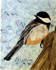 silver linings quilting pattern wee chickadee.