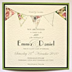 Google Image Result for http://blog.flutterbyweddings.co.uk/wp-content/uploads/2011/02/bunting-invitation.jpg