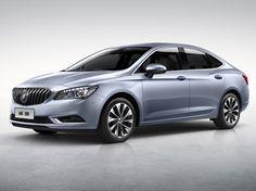 Buick Verano CN Spec U00272015