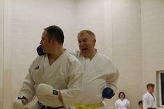 Kihon Ippon Kumite Dan and Olaf Oss!