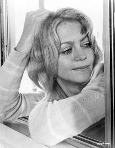 """indypendentfilms: """"Goldie Hawn jako Lou Jean Popelín v Stevena Spielberga prvním divadelním filmu, The Sugarland Express.  """""""