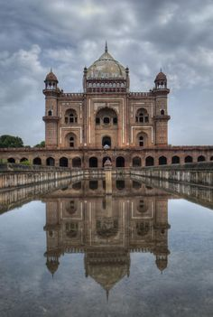 Safdarjung Tomb, New Delhi, Delhi, India