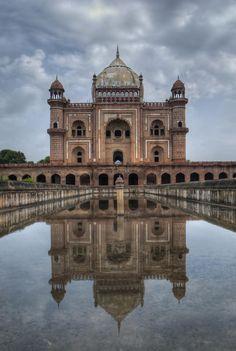 Safdarjung Tomb, New Delhi, Delhi, India