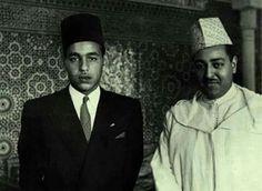Le Prince Moulay Hassan Le futur roi du Maroc...