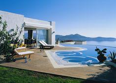 Crete Holiday Villas Rental Greece - Crete Villa Rental, Royal Spa Villa Private Villa in Crete for rent
