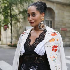 Our favorite stylish celebs made their way to Paris for Haute Couture Fashion Week and made sure to serve conversation-worthy looks. From Tracee Ellis Ross to Jourdan Dunn, see the best moments from the streets of Paris here!
