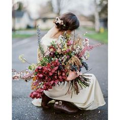 #ponderosa_and_thyme #bouquet