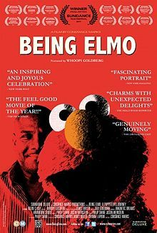 Being Elmo: A Puppeteer's Journey - an American documentary about the puppeteer behind Elmo. I really liked this one. : )