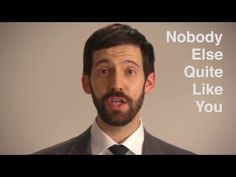 INTEL presents Nobody Else Quite Like You - Rob Cantor - YouTube