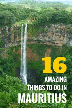 A list of 16 amazing things to do in Mauritius. Planning a trip to Mauritius? These are your must sees and top tourist attractions on the verdant island. click for more info. @michaelOXOXO @JonXOXOXO @emmaruthXOXO #MAGICALMAURITIUS