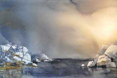 anna sokolova watercolor - Cerca amb Google #watercolor jd