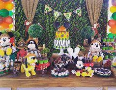 Mickey Safari  #m3festas  #festainfantil