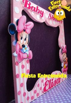 Find out about Marco child bathe. Mini Mouse Baby Shower, Mickey Mouse Clubhouse Birthday Party, Selfies, My Bebe, Birthday Frames, Baby Shawer, Baby Shower Photos, Photo Booth Frame, Girl Shower