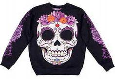 sugar skull merchandise - Bing images