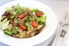 5 or less: Pasta BLT